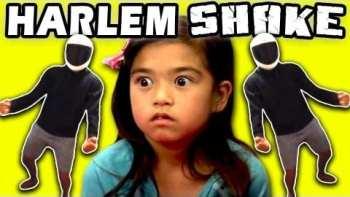 Kids React To Harlem Shake