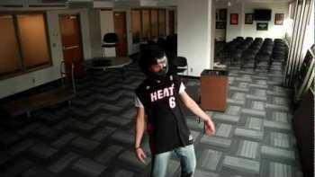 Minnesota Timber Wolves Respond To Miami Heat's Harlem Shake