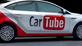 Introducing CarTube, YouTube For Your Car Commercial