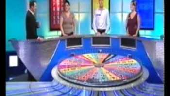 T for Tom Wheel Of Fortune Fail
