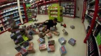 Teens Destroy, Trash Big Box Stores