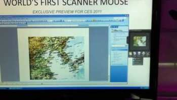 World's First Mouse And Scanner Combo