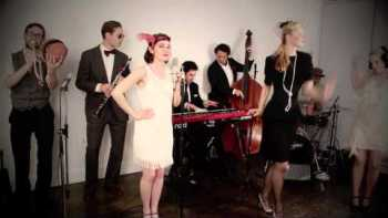 'Gentleman' Cover With A 1920's Vintage Gatsby Twist