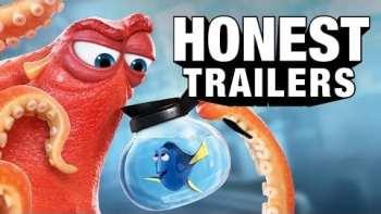 Honest Trailer & Easter Eggs: Finding Dory