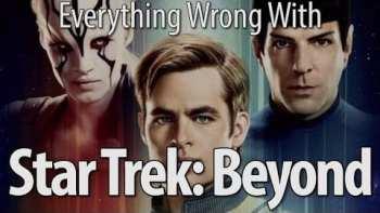 Everything Wrong With Star Trek Beyond