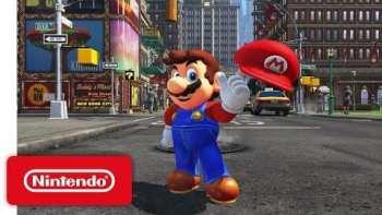 Super Mario Odyssey – Nintendo Switch Trailer
