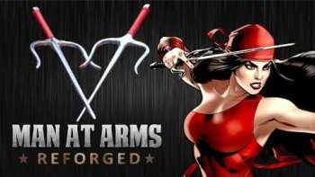 Forging Elektra's Sais in Real Life