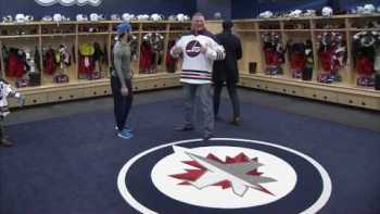 Jets Players Freak Out As Brock Lesnar Breaks Sacred Dressing Room Rule