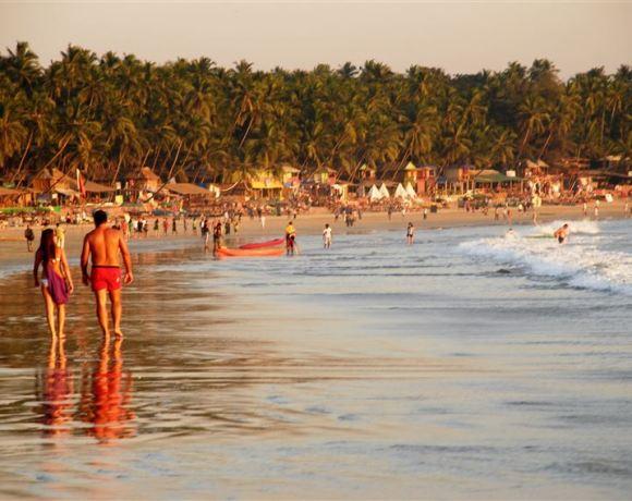 Goa'da mahsur kalmak…