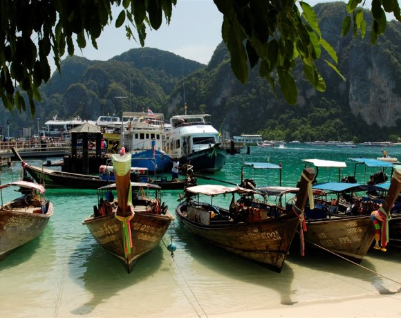 Puket ve Phi Phi