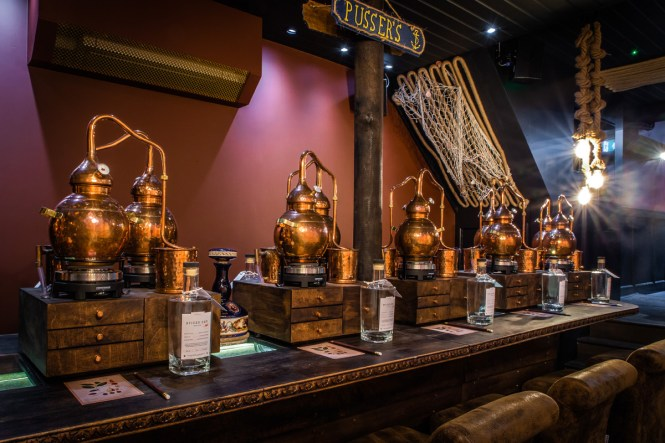 Personalised rum making workshop for two unique Valentine's gift with Virgin Experience Days