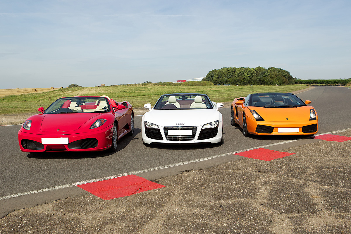 Supercar Driving Experience Track Days Virgin Autos Post
