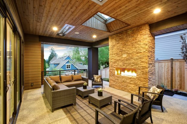 How to Enjoy Your Outdoor Living Space in Winter ... on Outdoor Living And Patio id=42982