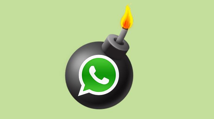 cómo meter la pata por whatsapp