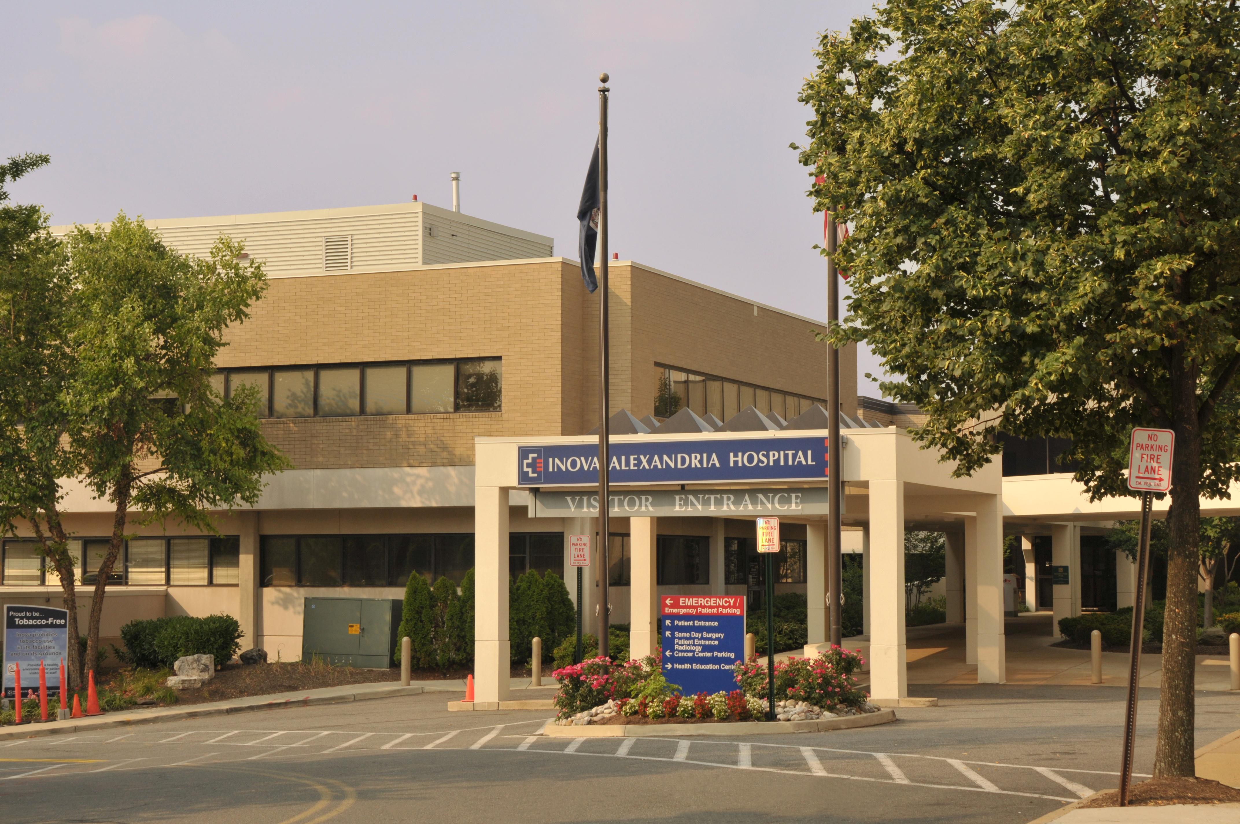 Heartburn Center at INOVA Alexandria Hospital