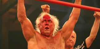 Professional wrestler Ric Flair in 2010. (Wikimedia/Creative Commons)