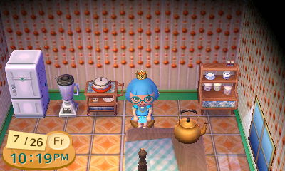 video games - Virginia Roberts on Animal Crossing Kitchen Counter  id=29411
