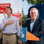 McAuliffe & Democratic groups launch a joint media effort mostly focusing on climate change in Virginia