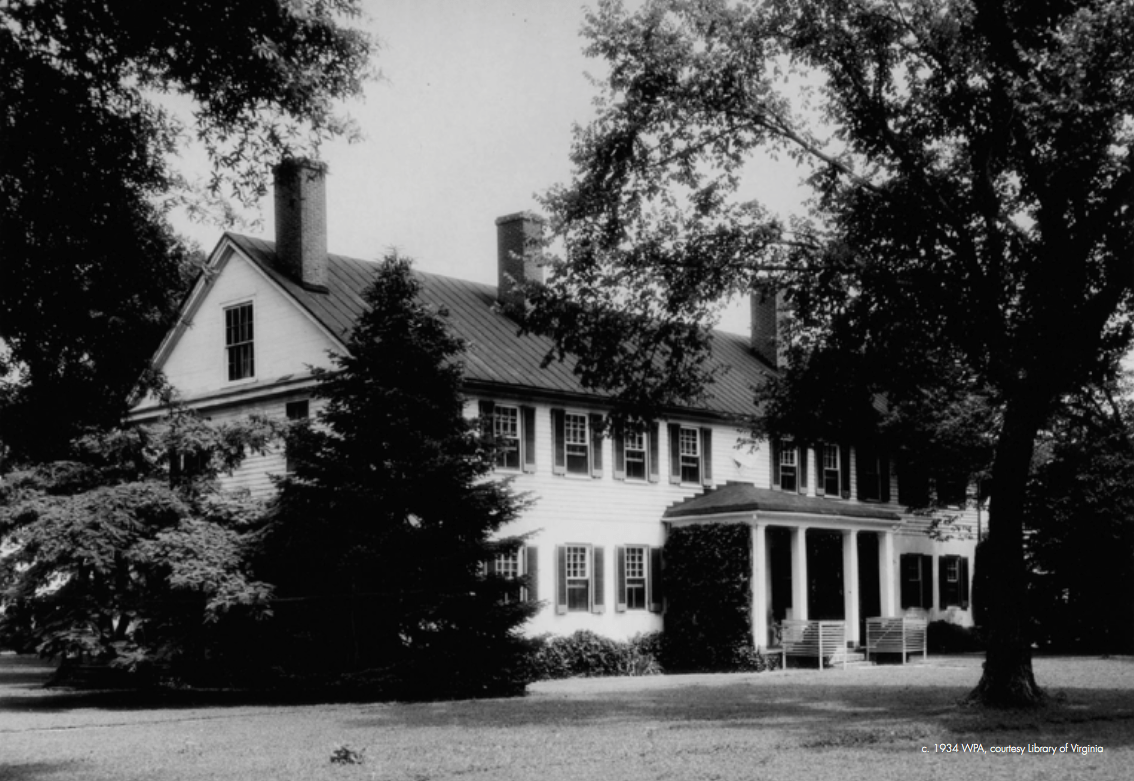 Rosegill dates to 1649 when Ralph Wormsley patented 3200 acres on the southern banks of the Rappahannock River. Now a private residence, this property is often open for special events where you can step back in time.