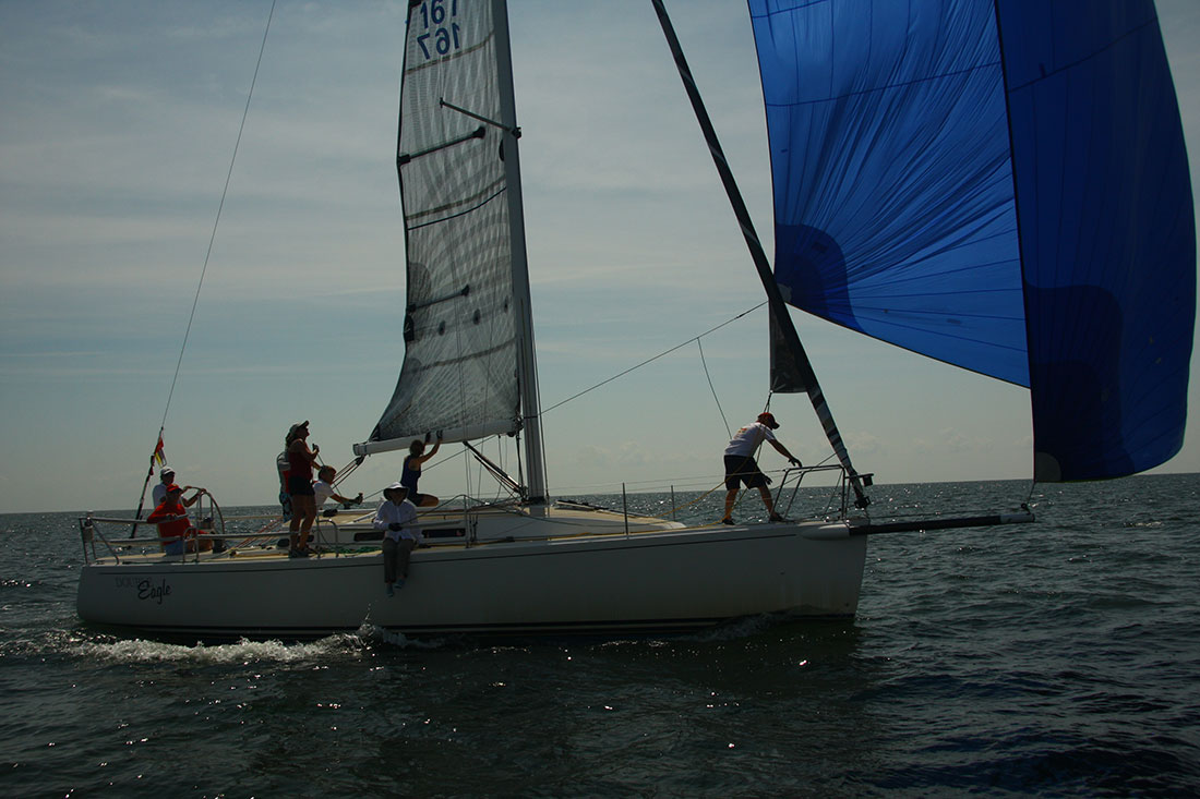 Experience a world class regatta on the Piankatank River and support a great cause.