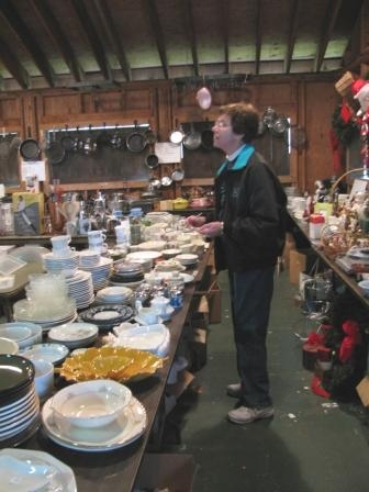 Grace Episcopal Church: Giant Yard Sale - Virginia's River Realm