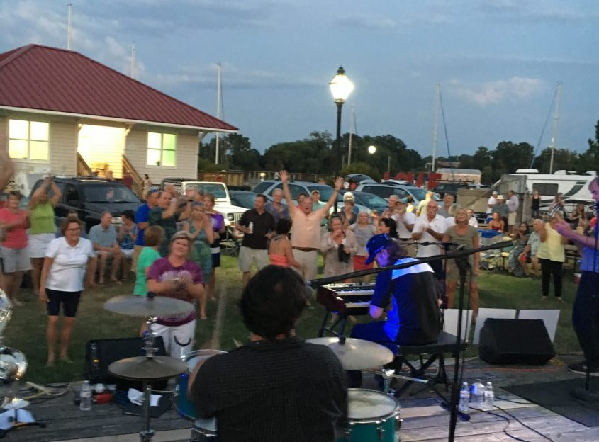 Music Under the Stars - Virginia's River Realm