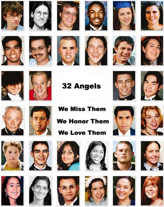 Image result for Virginia Tech Massacre