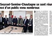 Les AFN Seyssel-Semine-Chautagne se sont réunis en présence d'un public venu nombreux