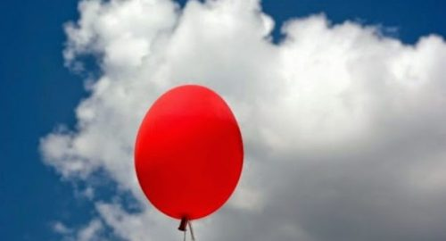 Il palloncino rosso – menzione speciale al concorso 88.88 Yowras