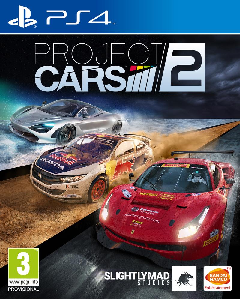 Project CARS 2 Games PS4 Gaming Virgin Megastore