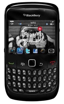 BlackBerry® Curve 8520