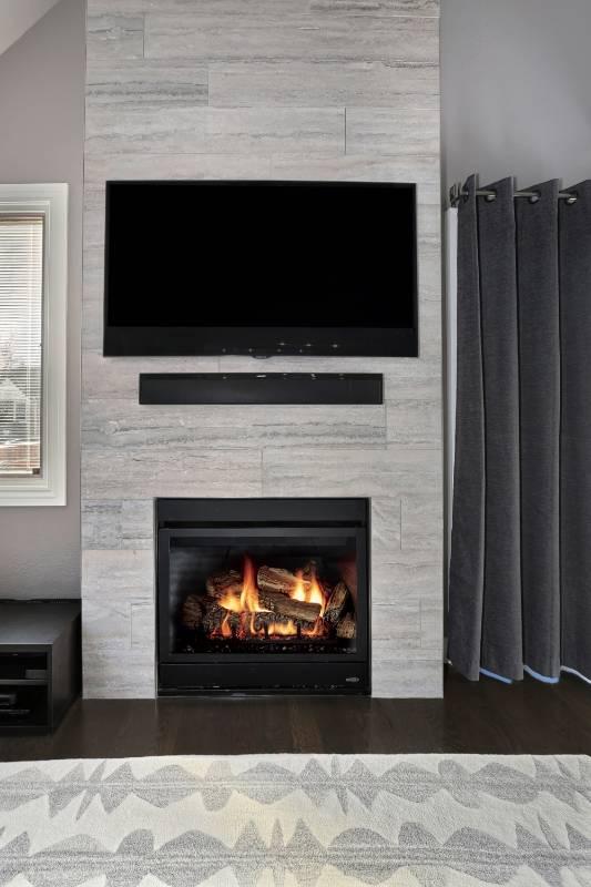 Hudson Kitchen And Fireplace Remodel Interior Designer