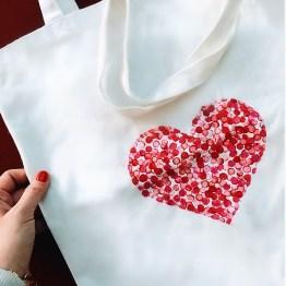 Come decorare una borsa di stoffa