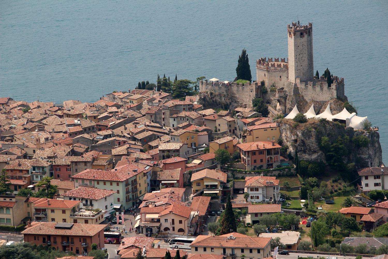 Castello Malcesine Garda