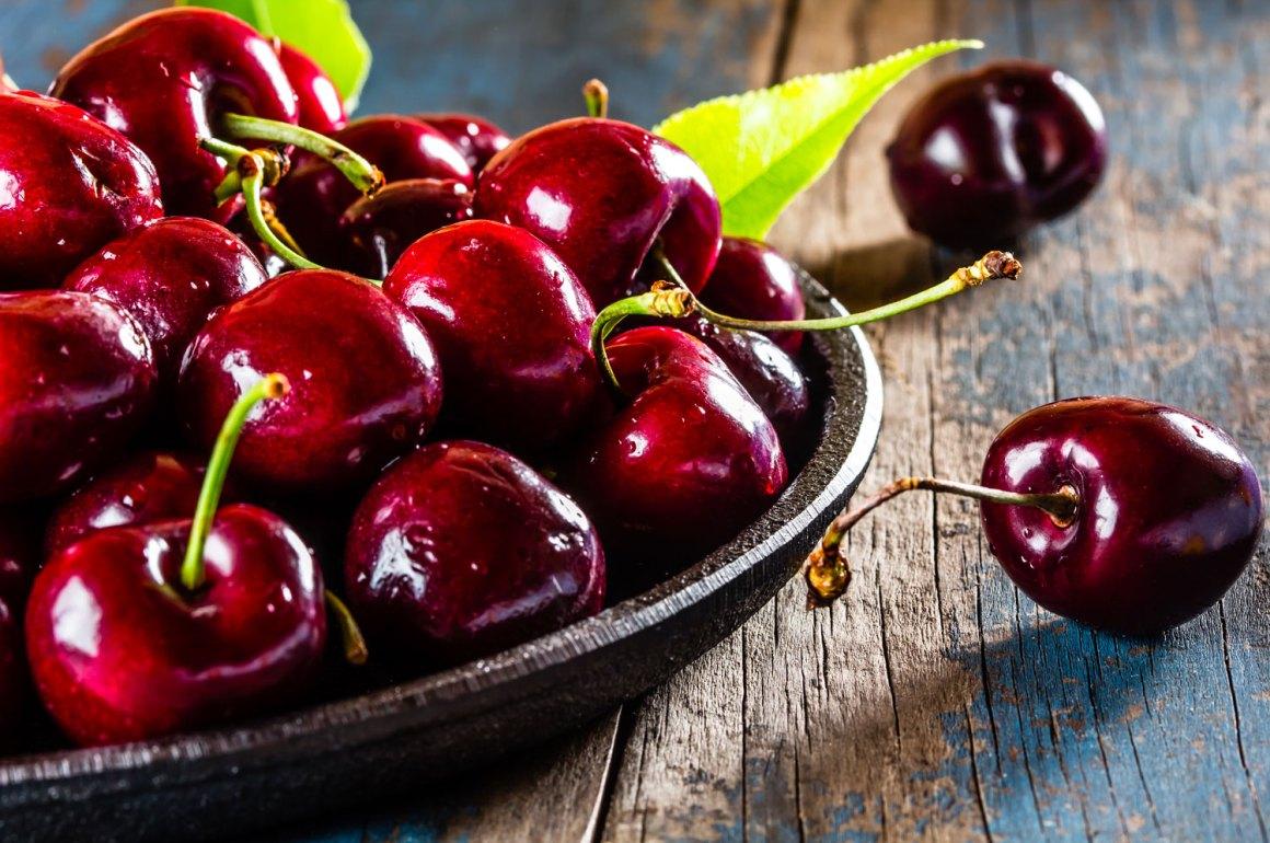 come conservare le ciliegie