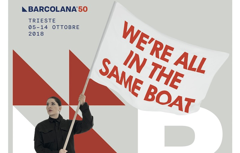 Manifesto Barcolana 2018