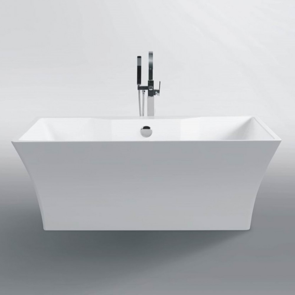 Dubai Freestanding Acrylic 63 Tub Bathtubs Toronto Canada Virta Luxury Bathroom Furniture