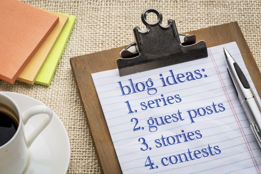 business blogging essentials