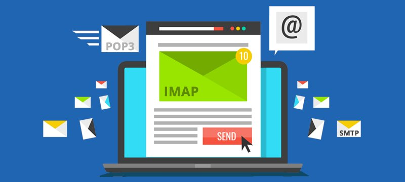 Understanding POP3, IMAP, and SMTP for Beginners  In-Depth