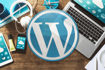 creaza un site web in wordpress