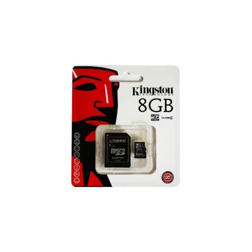 Kingston pomnilniška kartica mikro SD HC 8GB