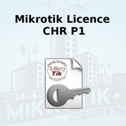 MikroTik Cloud Hosted Router P1 Licenca