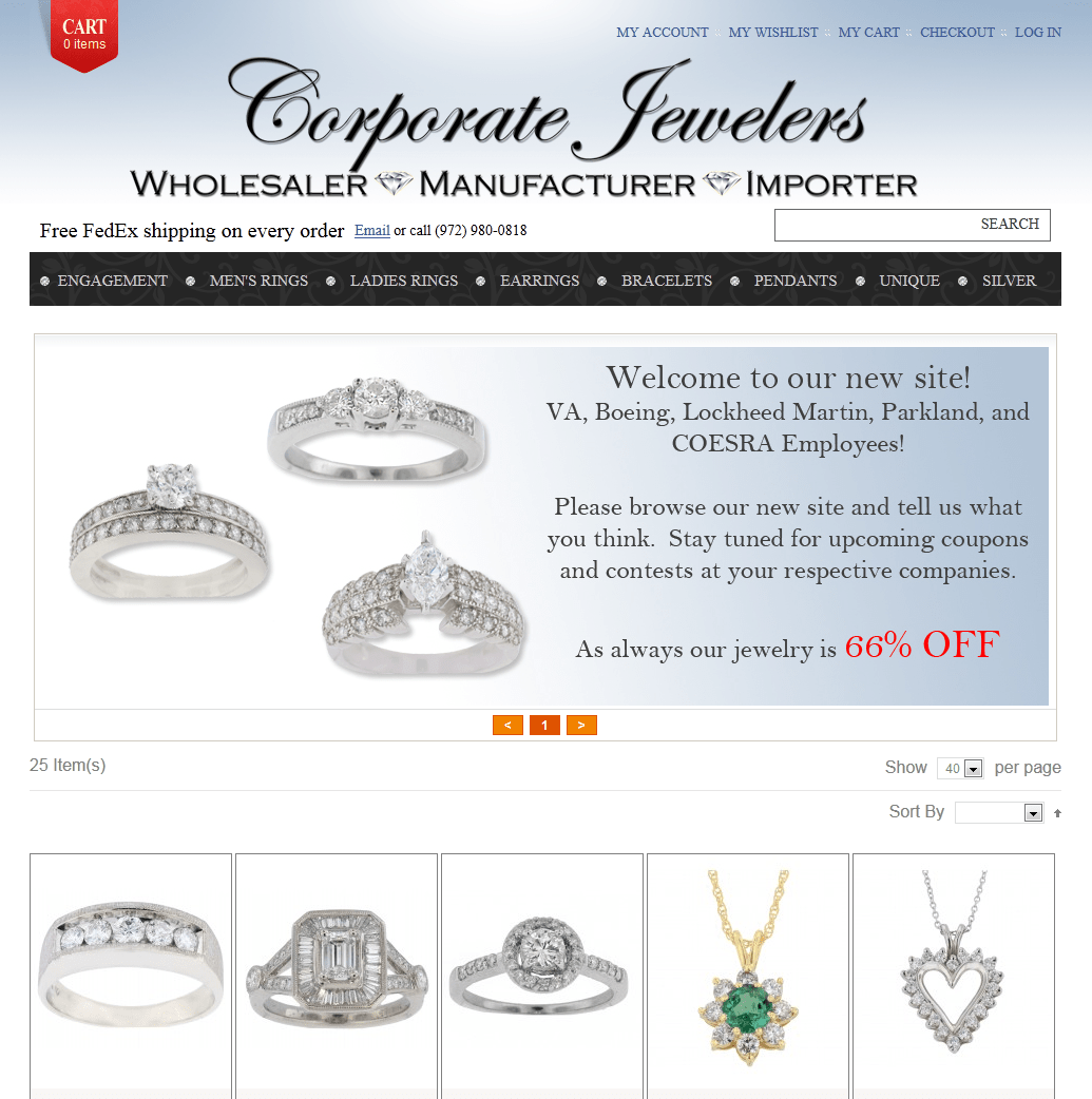 Corporate Jewelers inc.