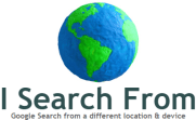 i search from logo