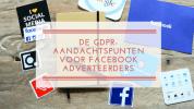 gdpr en facebook ads