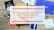 Groeien met Instagram verhalen