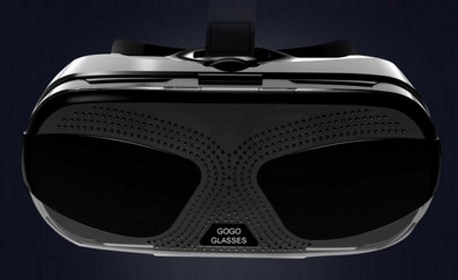 GoGo Glasses 3D VR (Mobile VR Headset)