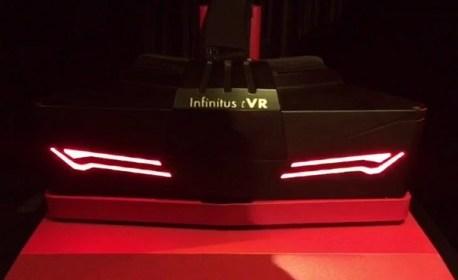 Infinitus PRIME tVR
