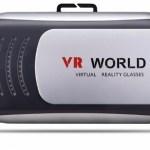 VR World 3D (Mobile VR Headset)