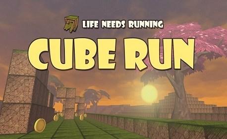 CubeRun VR (Gear VR)